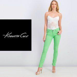 Kenneth Cole Stretch Skinny Jeans - 30x32